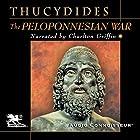 The Peloponnesian War Hörbuch von  Thucydides Gesprochen von: Charlton Griffin
