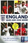 England Quiz and Joke Book (World Cup...