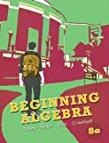 img - for Beginning Algebra (8th Edition) book / textbook / text book