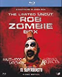 Rob Zombie Collection - 4 Disc Edition (uncut) strong limited (3050)