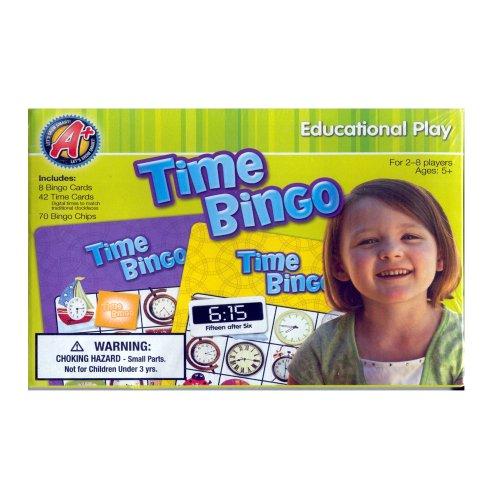 Time Bingo - 1