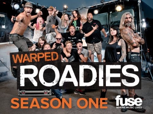Warped Roadies Season 1