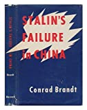 img - for Stalin's Failure in China book / textbook / text book