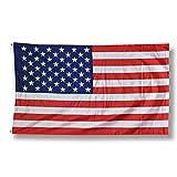 壁面を手軽にイメチェン インテリアフラッグ「STARS AND STRIPES アメリカ国旗」(サイズ:90×158cm) 【旗・国旗・バナー・タペストリー・アメリカン雑貨】