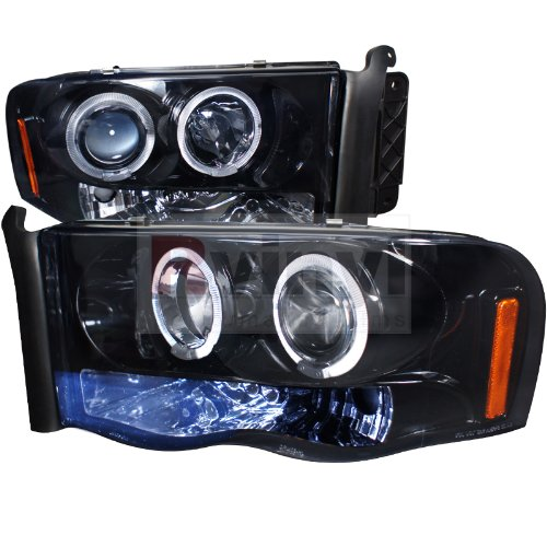 2005 Dodge Ram Halo Headlights Dodge Ram 2002 2003 2004 2005