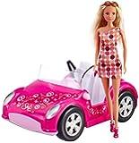 Simba Toys 105738332 Steffi Love con descapotable de playa