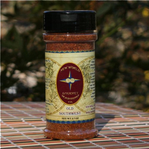 Old Southwest Seasoning 8Oz Bottle. By Not Adding Salt Or Sugar To This Blend You Get Only The Herbs And Spices You Should Expect. Use In A Marinade For Grilling Or Saute', Use With Seafood, Beef, Pork, Chicken And Vegetables Or Add To Soup, Stews And Sal