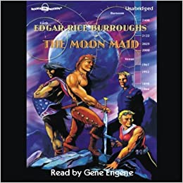 The Moon Maid by Edgar Rice Burroughs from Books In Motion.com, Edgar Rice Burroughs