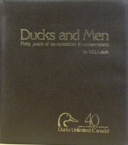 Ducks and Man: Forty Years of Co-Operation in Conservation