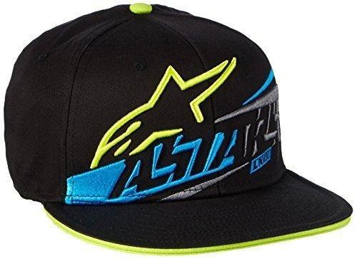 Alpinestars Hat (Precise) (Black,Large/X-Large) by Alpinestars
