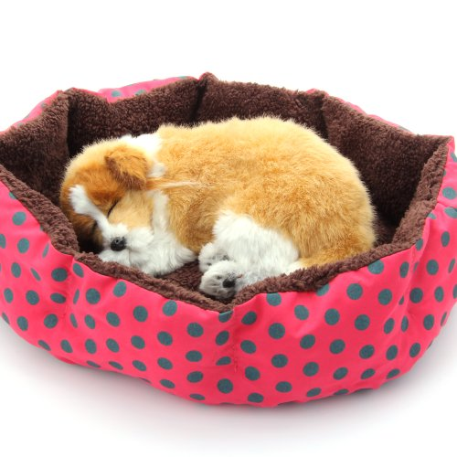 Masione Pet Bed Dog Puppy Cat Soft Cotton Fleece