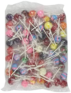 Original Gourmet Lollipop Case, Mixed, 1.1 Ounce (Pack of 120)