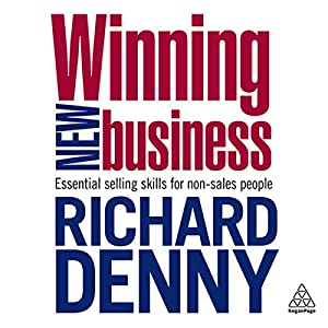 Winning New Business Audiobook