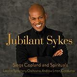 Jubilant Sykes Sings Copland & Spirituals