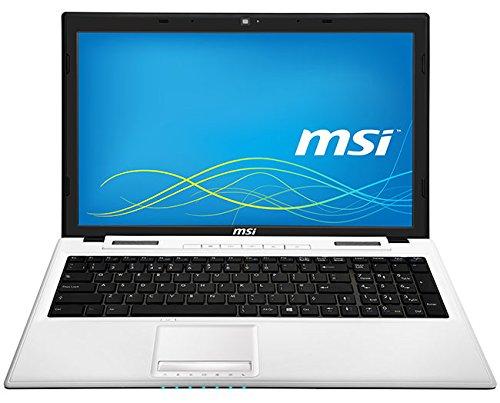 "Micro-Star International CX61-2PCi545FDW Ordinateur portable 15"" (38,10 cm) Blanc (Intel Core i5, 4 Go de RAM, 500 Go, Nvidia GeForce)"