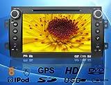 Car Dvd Player with Gps Navigation Radio Audio Bluetooth Tv Ipod Mp4 for Suzuki Sx4 2006-2012