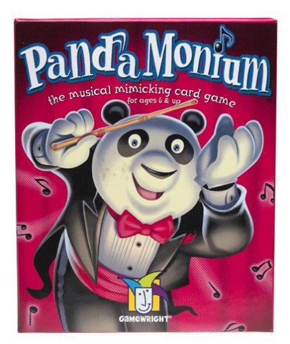 Pandamonium Game by Gamewright
