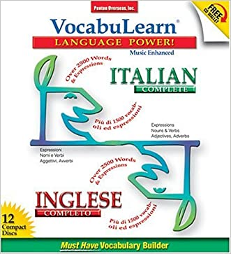 Vocabulearn Italian Complete (Vocabulearn(r)) (Italian Edition) written by Penton Overseas Inc