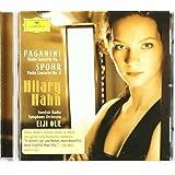 Paganini : Concerto pour violon n° 1 - Spohr : Concerto pour violon n° 8