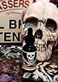 7 Sins Beard OIL Davy Jone's Purgatory 1 Fluid Ounce Cedar Musky Amyris Pine Smell Dropper Top
