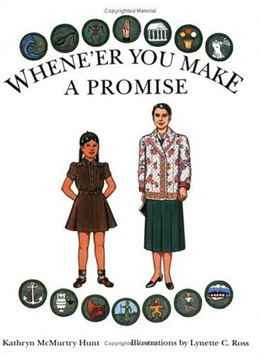Whene'er You Make a Promise: A Paper Doll History of the Girl Scout Uniform, Volume Two