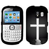 Alcatel One Touch 871A Christianity on Black Phone Case Cover