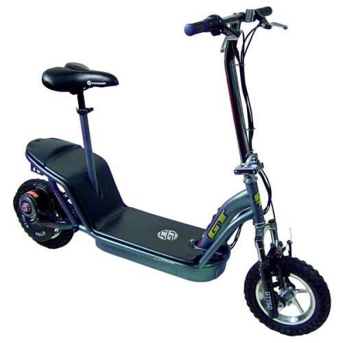 gt gt750 full suspension electric scooter. Black Bedroom Furniture Sets. Home Design Ideas