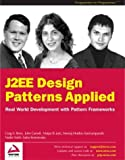 img - for J2EE Design Patterns Applied book / textbook / text book