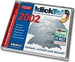 klickTel Juli 2002. CD- ROM f�r Windo...