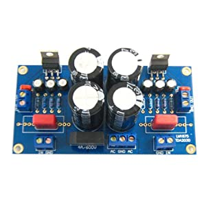 lm1875 datasheet 25w hifi audio amplifier circuit. Black Bedroom Furniture Sets. Home Design Ideas