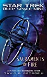 img - for Star Trek: Deep Space Nine: Sacraments of Fire book / textbook / text book
