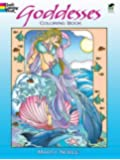 Goddesses Coloring Book (Dover Coloring Books)