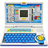 Lets Play ENGLISH LEARNER EDUCATIONAL LAPTOP FOR KIDS(Blue)
