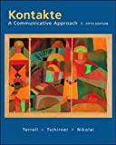 Kontakte: A Communicative Approach Student Prepack with Bind-In card (0072956437) by Tracy Terrell