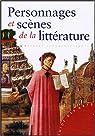 Personnages et scènes de la littérature par Pellegrino