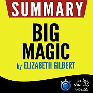 Big Magic: Creative Living Beyond Fear Audiobook
