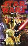 Star Wars, La guerre des clones : Yoda : sombre rencontre par Stewart