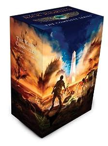 The Kane Chronicles Box Set by Disney-Hyperion