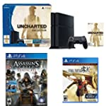 500GB PlayStation 4 Console - Unchart...