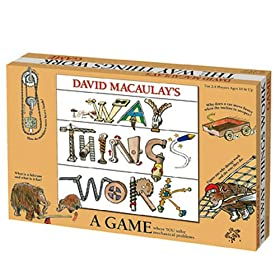 How Things Work board game