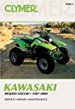 img - for Kawasaki: Mojave Ksf250 1987-2004 (Clymer Motorcycle Repair) book / textbook / text book