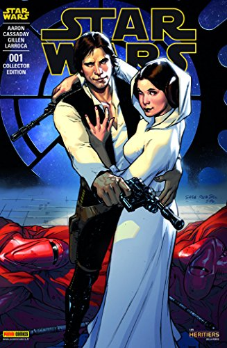 STAR WARS 1 Variant Couverture Exclusive Generation SW 1000 Exemplaires