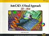 img - for AutoCAD R14: A Visual Approach -- 3D book / textbook / text book
