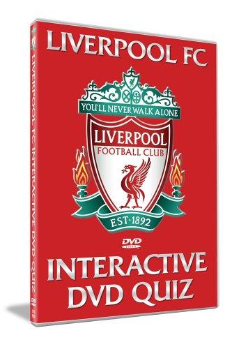 Liverpool - Interactive Quiz [Interactive DVD]