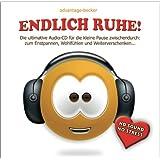 Der Scherzartikel des Jahres: ENDLICH RUHE! Die erste CD ohne Ton - Entspannung pur. DAS Geschenk zum Geburtstag oder einfach so