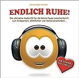 Geschenkidee lustige Geschenke - Der Scherzartikel des Jahres: ENDLICH RUHE! Die erste CD ohne Ton - Entspannung pur. DAS Geschenk zum Geburtstag oder einfach so