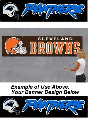 Carolina Panthers 8' Banner - Buy Carolina Panthers 8' Banner - Purchase Carolina Panthers 8' Banner (The Party Animal, Home & Garden,Categories,Patio Lawn & Garden,Outdoor Decor,Banners & Flags,Sports Flags & Banners)
