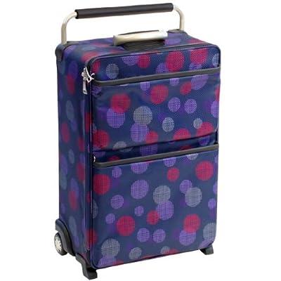 Sub Zero G World's Lightest Extra Large 67 cm Suitcase (Purple) Latest Design