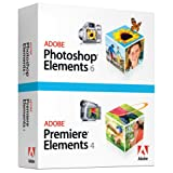 Adobe Photoshop Elements 6 & Adobe Premiere Elements 4 [OLD VERSION] ~ Adobe