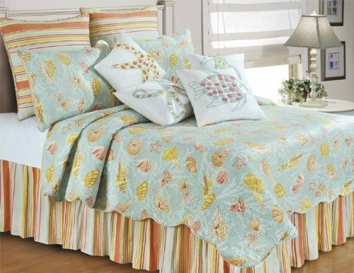 Twin Nautical Bedding 2890 front